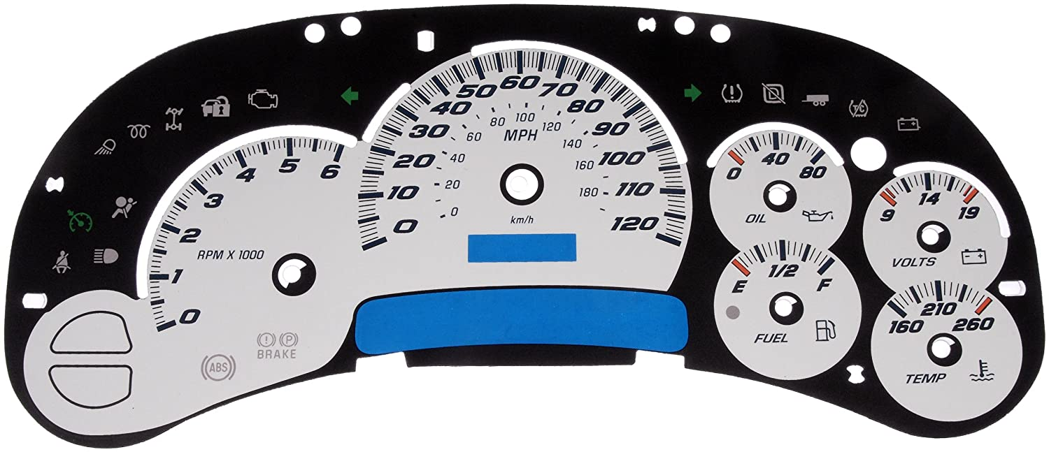 Dorman 10-0103B Instrument Cluster Upgrade Kit Dorman - HELP