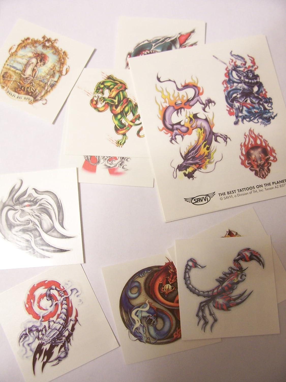 Savvi World Famous Bullseye tatuajes, más de 50 tatuajes ...