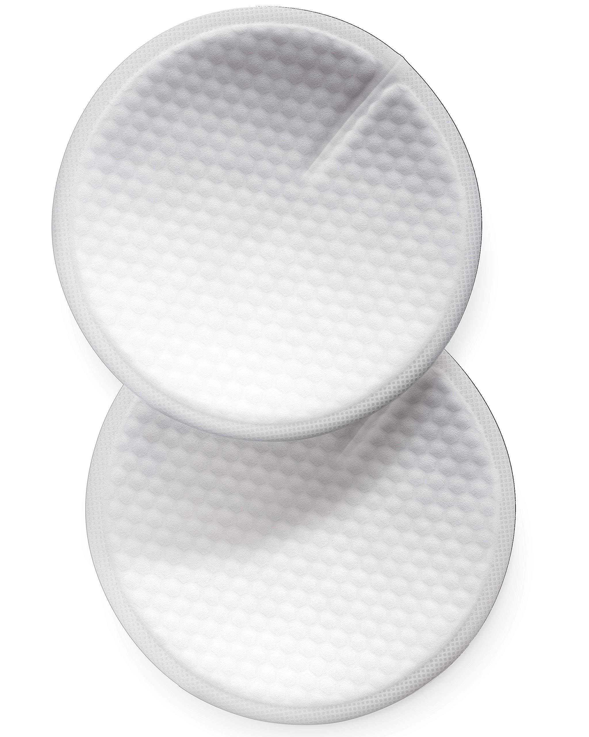 Philips AVENT Maximum Comfort Disposable Breast Pads, 100ct, SCF254/13, White