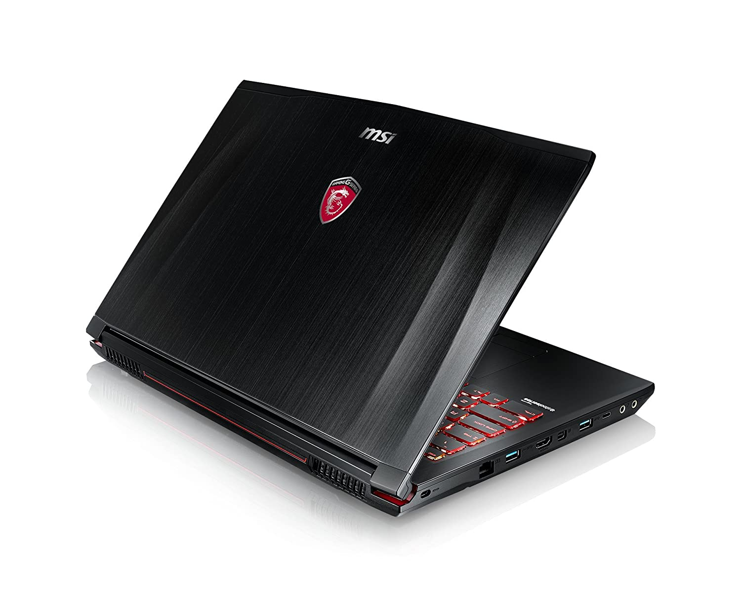MSI GE62VR-6RFAC16H21 Notebook