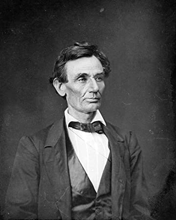 Abraham Lincoln 1860 Photo U.S. Historical Posters Photos 11x14