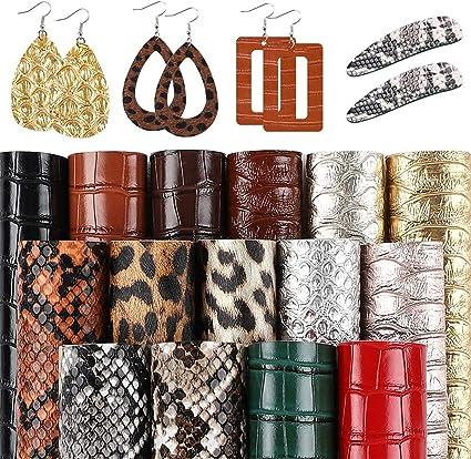 diy Supplies SPRING BIRD Faux Leather Sheet Floral Leather Sheet Leather Earrings Bow Making Leather Sheets