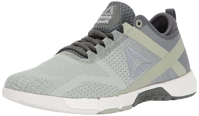 Reebok Women's Crossfit Grace Tr Track Shoe B01NAPXKLZ 5.5 B(M) US|Ironstone/Chalk/Mystic Grey/Silver Metallic