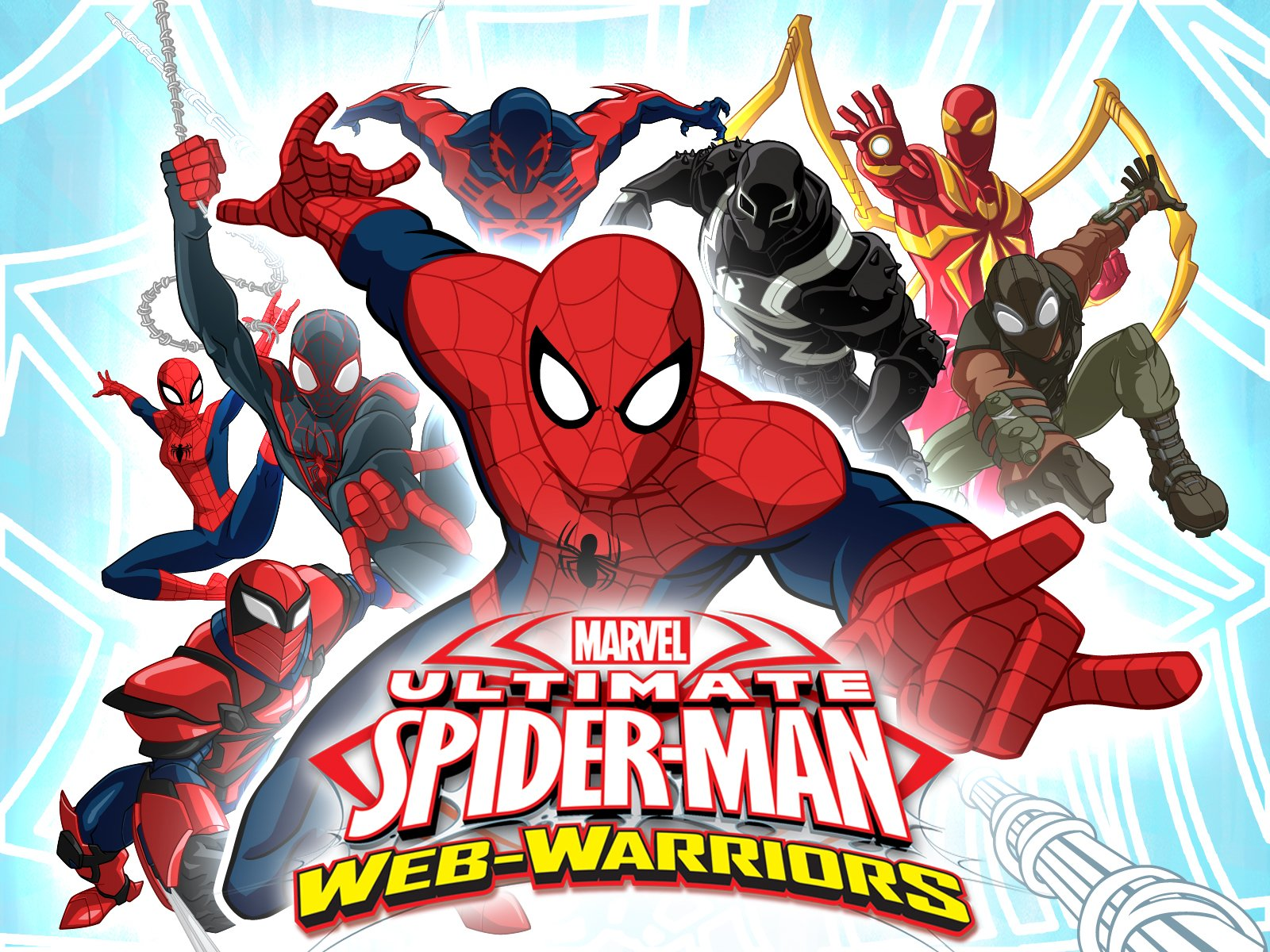 Amazon.com: Marvels Ultimate Spider-Man: Web Warriors ...