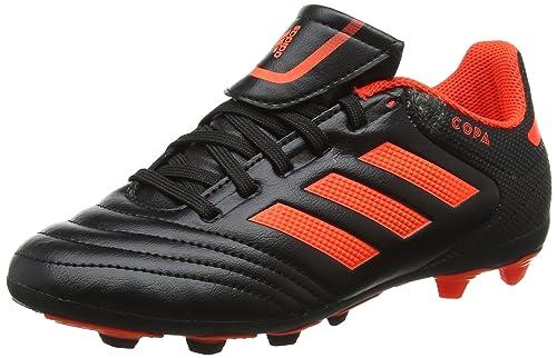 size 40 77bfd 784db adidas Copa 17.4 FxG J, Scarpe per Allenamento Calcio Bambino, Rosso (Core  Black