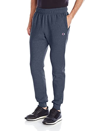 ffe701d9297bf Amazon.com  Champion Men s Powerblend Retro Fleece Jogger Pant