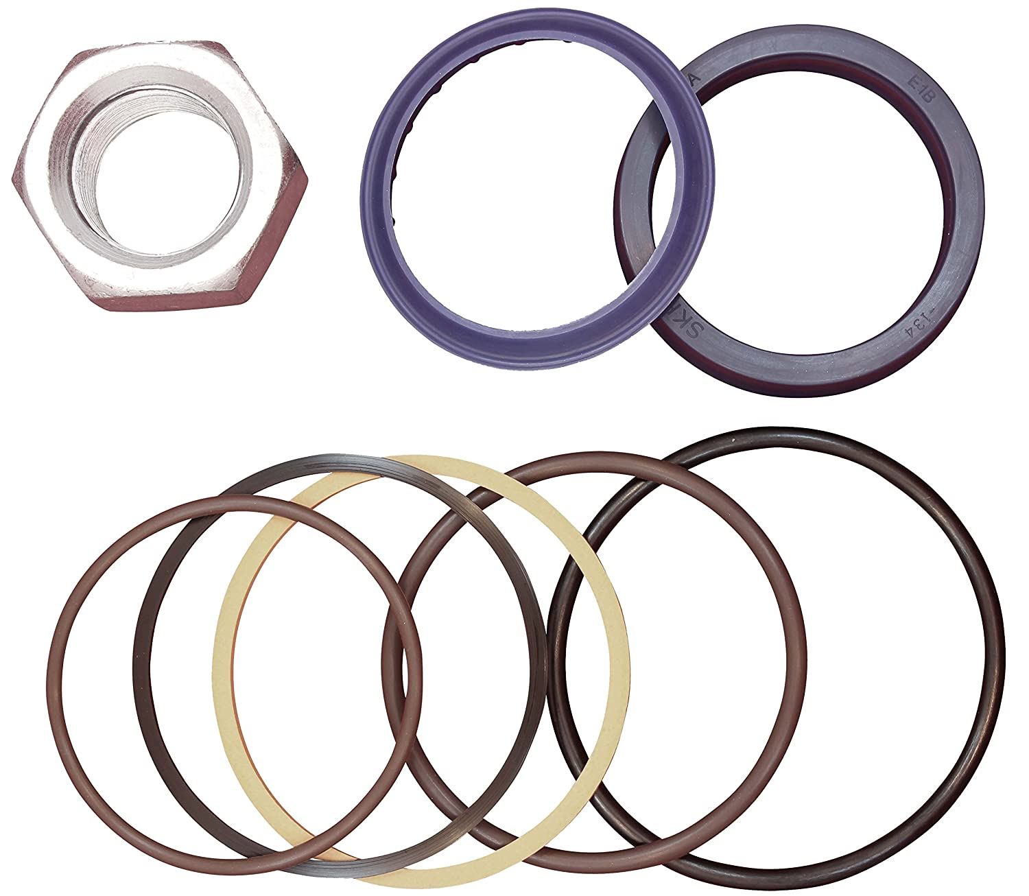 BOBCAT 6803312 HYDRAULIC CYLINDER SEAL KIT 863 TORNADO HEAVY EQUIPMENT PARTS