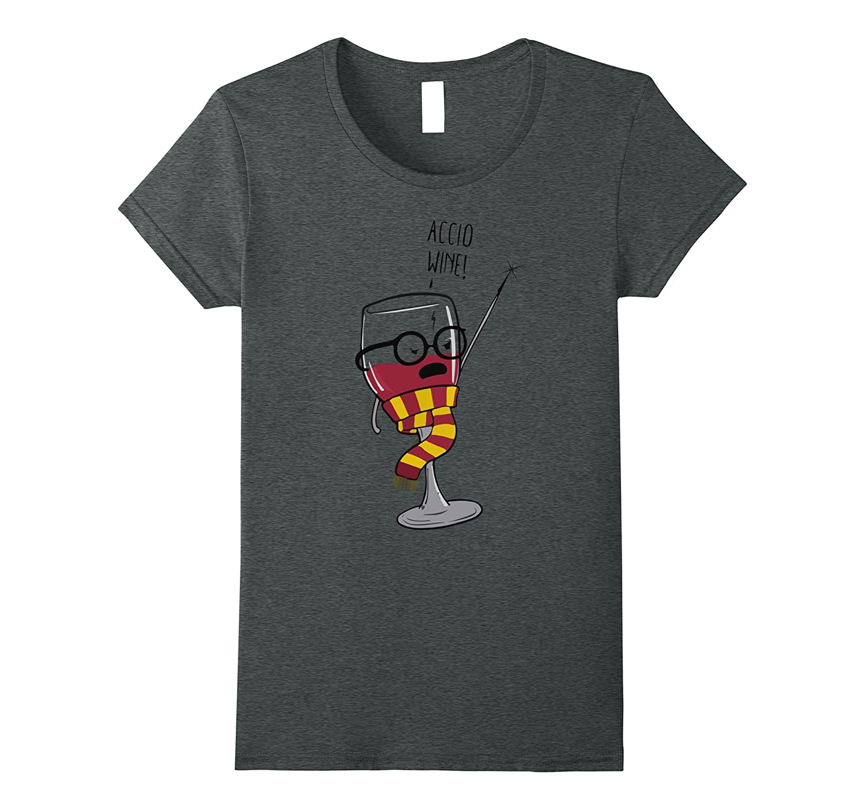 Accio Wine Espresso Patronum Shirt funny T-Shirt Tee Shirt