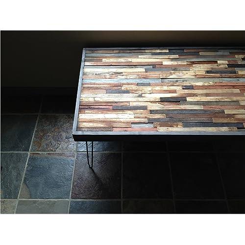 Reclaimed Wood Coffee Table Amazon: Mosaic Coffee Tables: Amazon.com