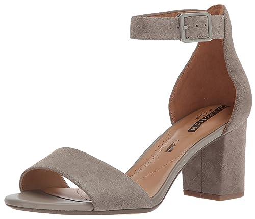 7fec6a288e9 Clarks Women s Deva Mae Dress Sandal  Buy Online at Low Prices in ...