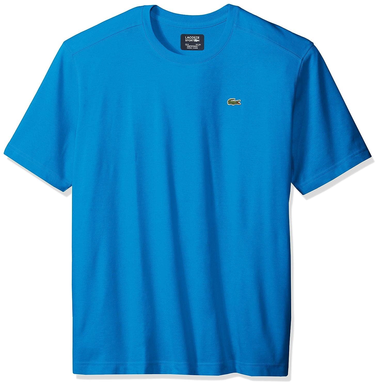 Lacoste Mens Sport Short Sleeve Technical Jersey T-Shirt,