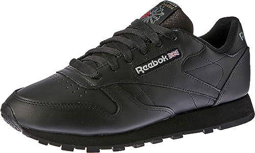 scarpe reebok classic nere
