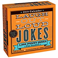 Laugh-Out-Loud Jokes 2019 Day-to-Day Calendar