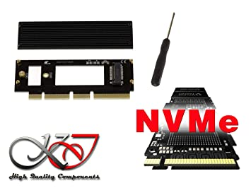 KALEA-INFORMATIQUE Adaptador Tarjeta Controlador para SSD M ...