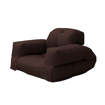 Amazoncom Fresh Futon Hippo Convertible Futon ChairBed Mattress