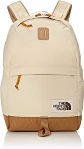 The North Face Daypack Bleached Sand Dark Heather/Utility Brown One Size