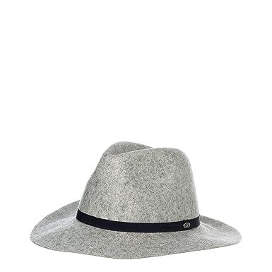 Animal Womens Ladies Adella Fedora Hat (One Size) (Grey Marl ... 1bfba38b76a