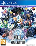 World of Final Fantasy - Limited - PlayStation 4