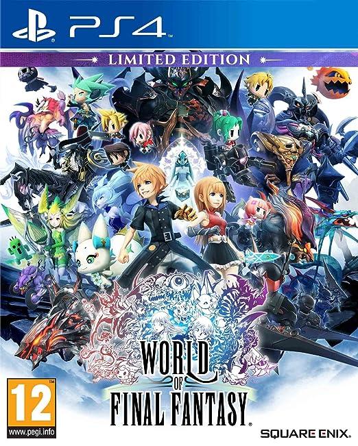 25 opinioni per World of Final Fantasy- Limited- PlayStation 4