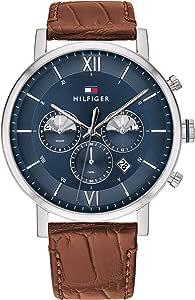 Tommy Hilfiger Reloj Analógico para Hombre de Cuarzo 1710393
