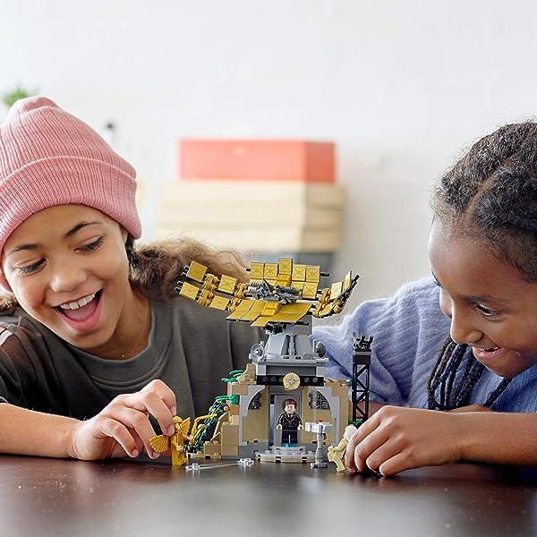 LEGO DC Wonder Woman vs. Cheetah building construction set toy for kids