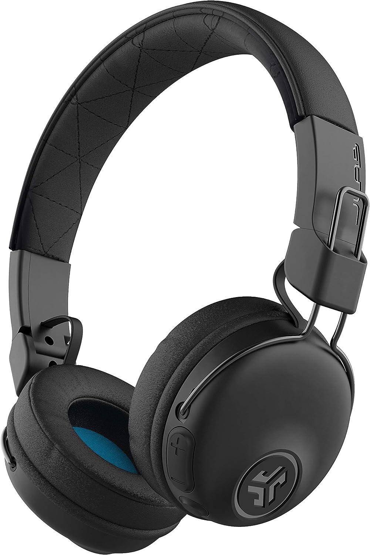 JLab Audio Studio Bluetooth Wireless On-Ear Headphones