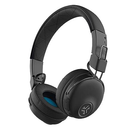 cb66c4909a349c JLab Audio Studio Bluetooth Wireless On-Ear Headphones | 30+ Hour Bluetooth  5 Playtime