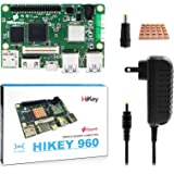 HiHope HiKey 960 Mini Computer - Android Open Source Project (AOSP) Reference Development Platform (+ Power Supply)