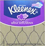 Kleenex Ultra Soft & Strong Facial Tissues, (Pack of 4)