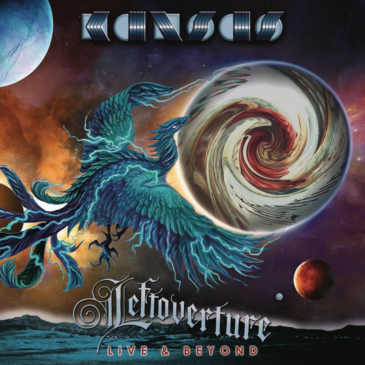 Vinilo : Kansas - Leftoverture Live And Beyond (With CD, 180 Gram Vinyl, Deluxe Edition, 6 Disc, Oversize Item Split)