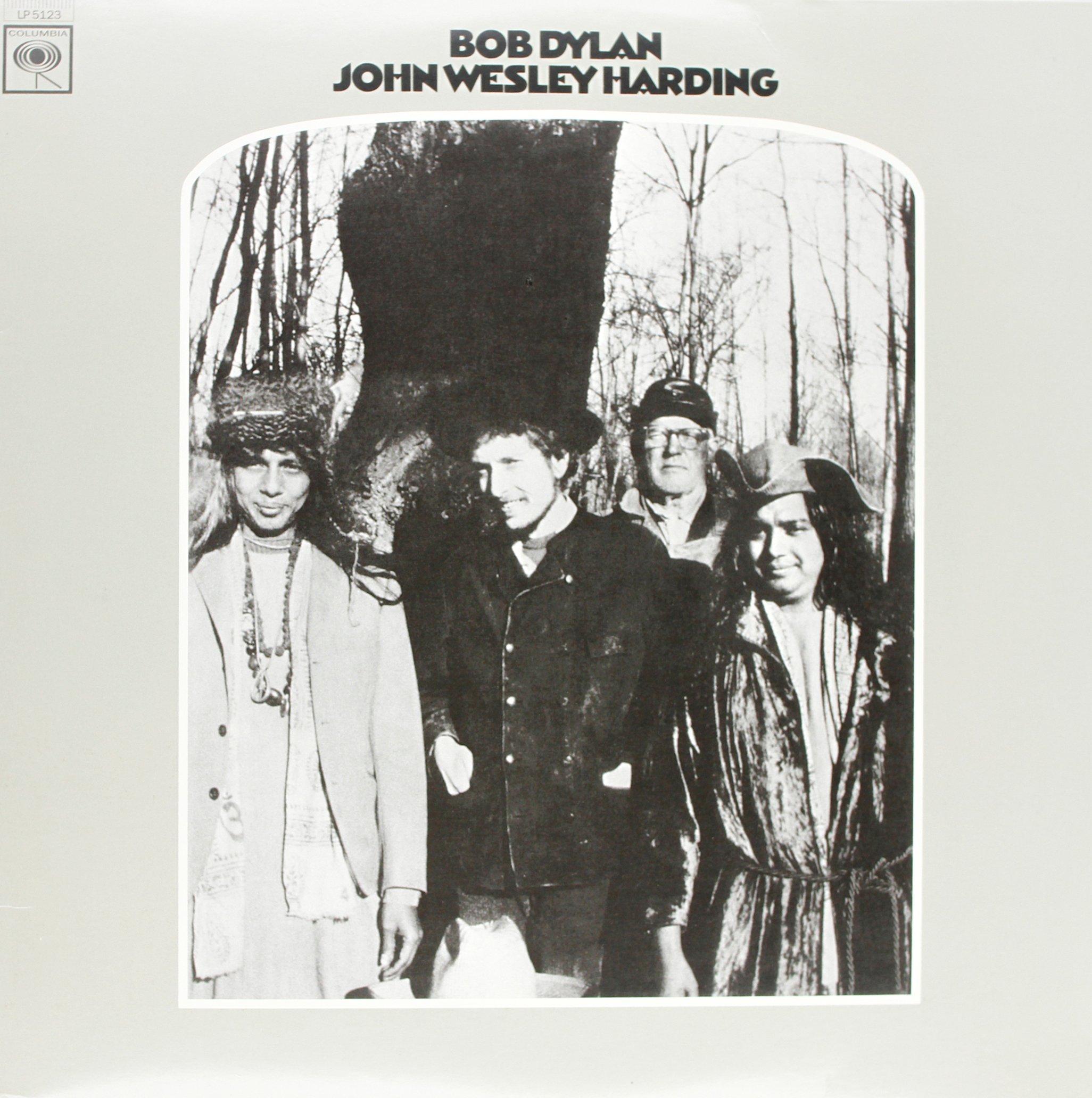John Wesley Harding (180 gm Vinyl) by Dylan, Bob