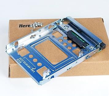 Heretom 654540-001 - Adaptador de Disco Duro SSD SATA de 2,5