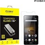 FOSO(TM) Lenovo Vibe P1 2.5D Curved Edge 9H Hardness Toughened Tempered Glass Screen Guard Protector