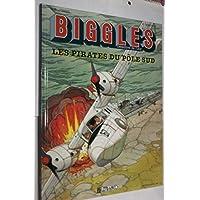 Biggles. [2], Les pirates du pôle Sud