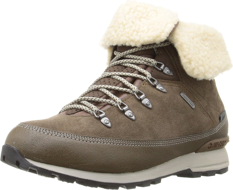 Hi-Tec Women s Kono Espresso I Waterproof-W Hiking Shoe