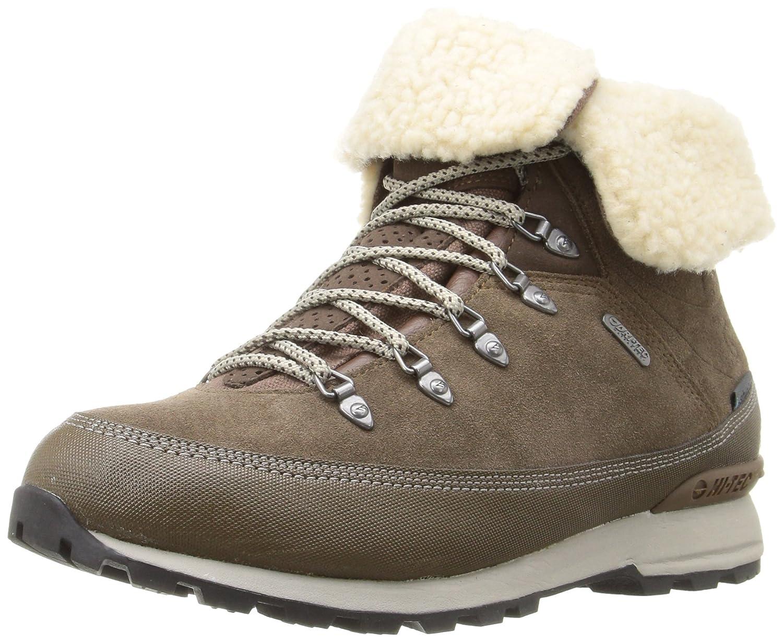 Hi-Tec Women's Kono Espresso I Waterproof-W Hiking Shoe B01A0FEDIE 11 B(M) US|Brown/Stone