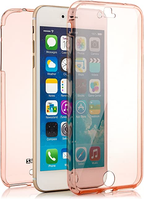 coque iphone 6s devant derriere