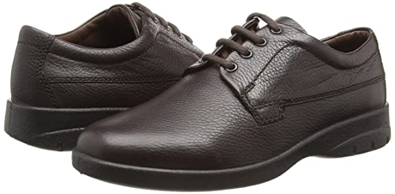 Padders Solar 635N - Mocasines para Hombre, Color Brown (Dark Brown 92), Talla 44.5