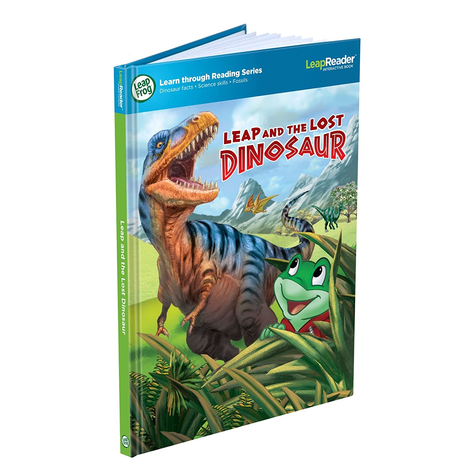 LeapFrog Tag Book - Leap and the Lost Dinosaur [UK Import] 80-21219E