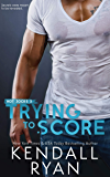 Trying to Score (Hot Jocks Book 3) (English Edition)