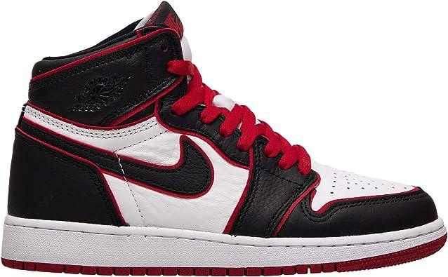 Nike Air Jordan 1 Retro High Og GS, Scarpe da Basket Bambino