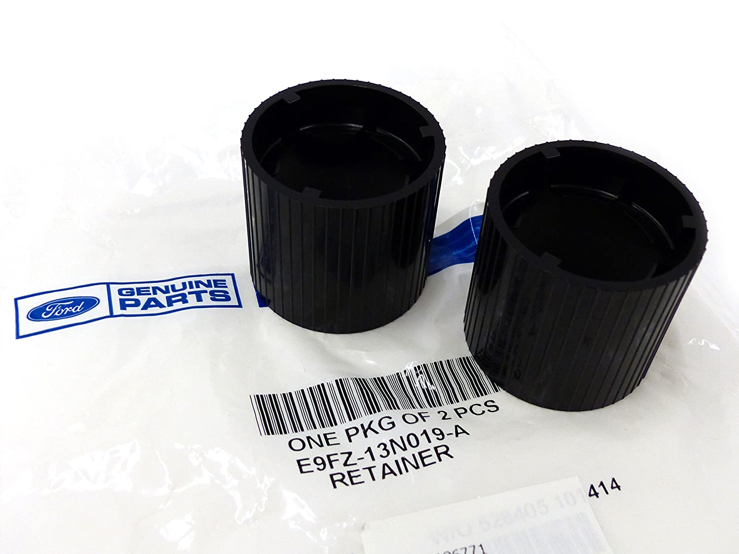 (2) Headlight Lamp Bulb Retainers Replacement Kit Ford