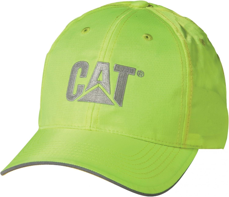Caterpillar C1128101 - Gorra/visera de alta visibilidad para ...