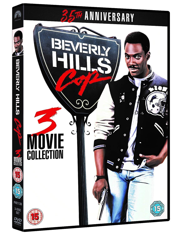 Beverly Hills Cop Triple Pack 3 Dvd Edizione: Regno Unito Reino Unido: Amazon.es: Eddie Murphy: Cine y Series TV