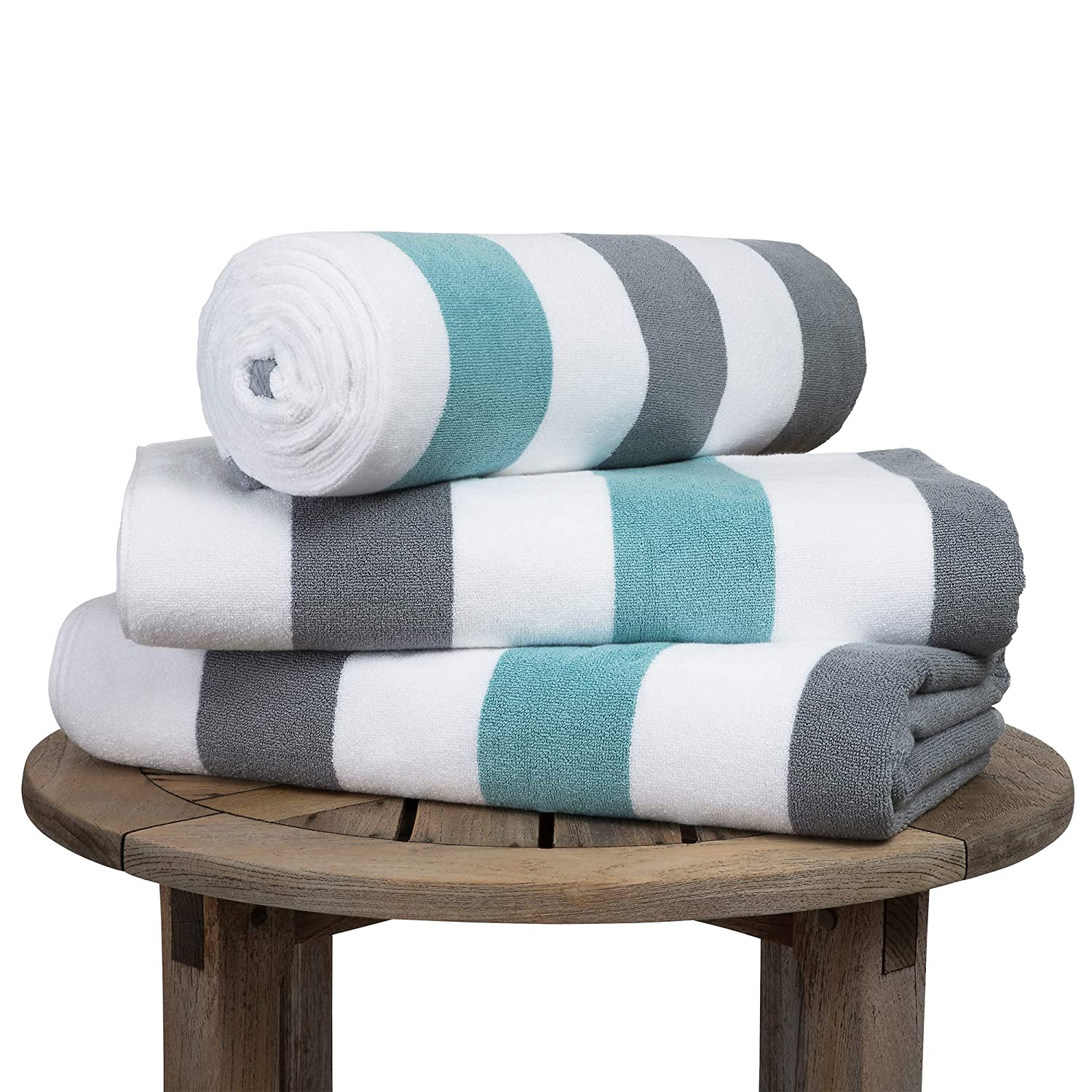 Oversize Plush Cabana Towel by Laguna Beach Textile Co Best Beach Towels