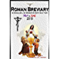 The Roman Breviary: in English, in Order, Every Day for May & June 2019