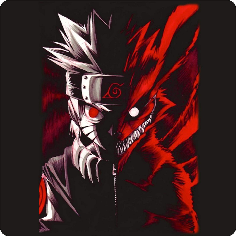 Camiseta Manga Larga de NI/ÑOS Naruto Manga Anime Shuriken Sasuke Kakashi 008