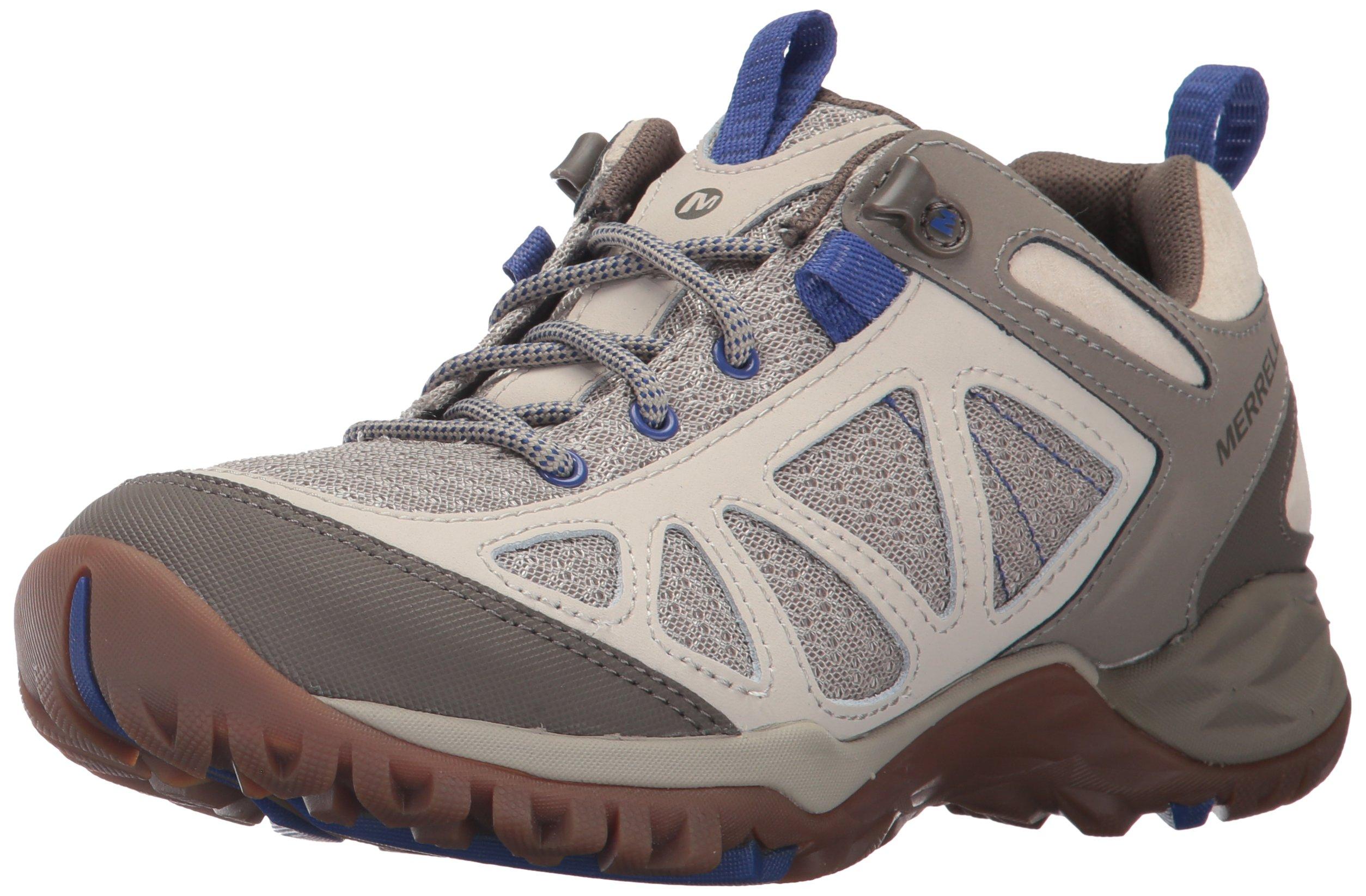 Merrell Women's Siren Sport Q2 Hiking Shoe, Oyster Gery, 11 M US
