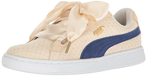 867ecbe01872 PUMA Basket Heart Denim Women