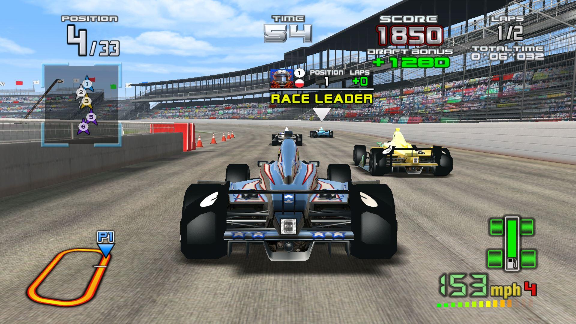 indy 500 arcade racing apk